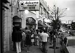 Exterior of the Dobama Theatre