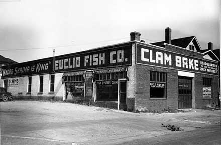 Euclid Fish Company headquarters