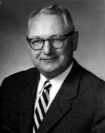 Dr. Burl H. Bush, Dean of Engineering