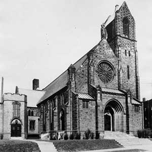 First Evangelical Church