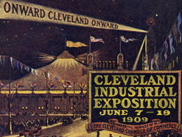 Cleveland Industrial Expo 1909
