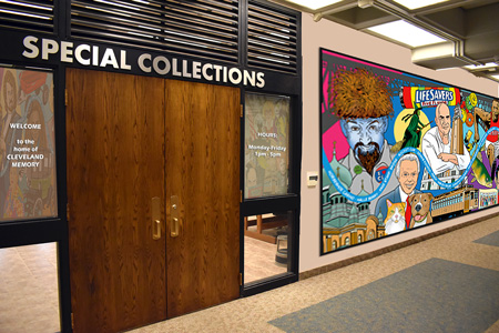 Lynn Duchez Bycko in Special Collections