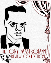 Caricature of Toni Mastroianni