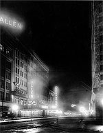 Playhouse Square in 1922.