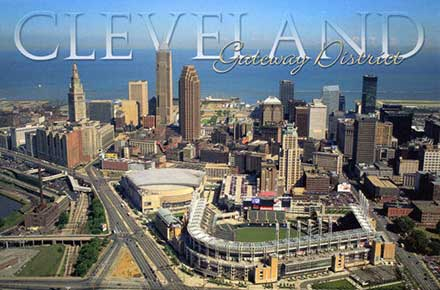 Cleveland Gateway District