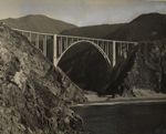 Thumbnail of the Bixby Creek Bridge, CA, view 1