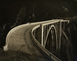 Thumbnail of the Bixby Creek Bridge, CA, view 2