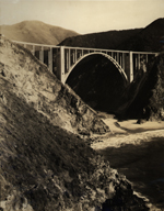 Thumbnail of the Bixby Creek Bridge, CA, view 3