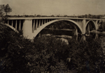 Thumbnail of the Cappelen Bridge over Mississippo River, Minneapolis, MN