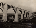 Thumbnail of the Concrete Railroad Viaduct, Tunkhannock, Penna.
