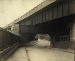 Thumbnail of the Bridge over Holton Avenue, view 2