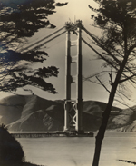 Thumbnail of the Golden Gate Bridge, CA, view 3