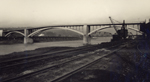 Thumbnail of the completed 31st Street Bridge, Pittsburg