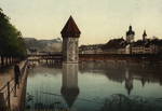 Thumbnail of Die Kapellbrucke, Luzern
