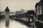 Thumbnail of Die Kapellbrucke, Luzern, view 2