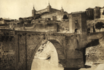 Thumbnail of the Alcantara and Alcazar Bridge, Toledo