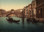 Thumbnail of the Ponte Di Rialto, Venice, Italy, view 2