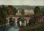 Thumbnail of the Bridge in Chatsworth, England