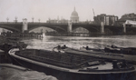 Thumbnail of the New Southwark Bridge, London