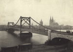 Thumbnail of the Suspension Bridge over Rhine, Cologne, Germany