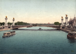 Thumbnail of the Pont Alexandre III, Paris