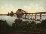 Thumbnail of the Forth Bridge, Scotland, view 2