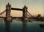 Thumbnail of the Tower Bridge, London, view 2