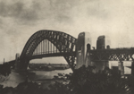 Thumbnail of the Bridge over Sydney Harbour, Australia-Span of Arch 1650