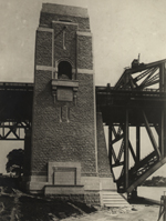 Thumbnail of the Bridge over Sydney Harbour, Australia-Span of Arch 1650, view 2
