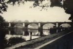 Thumbnail of the Bridge over Thames at Richmond, England