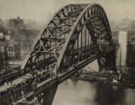 Thumbnail of the New Tyne Bridge, Newcastle