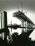 Thumbnail of the Lorain - Carnegie Bridge, Cleveland, view 3