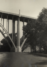Thumbnail of the Lorain Bridge, Cleveland, view 10