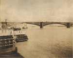 Thumbnail of the St. Louis, Eads Bridge over Mississipi