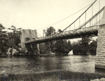 Thumbnail of the Early Suspension Bridge, Newburyport, MA